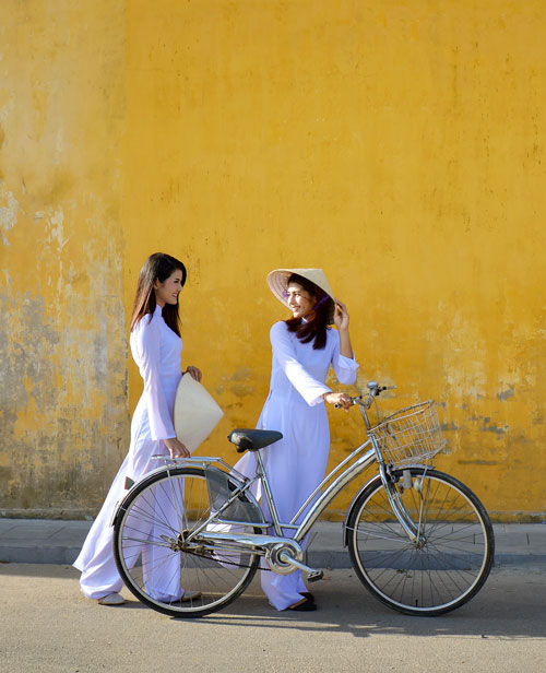 ao dai tenue traditionelle vietnamienne
