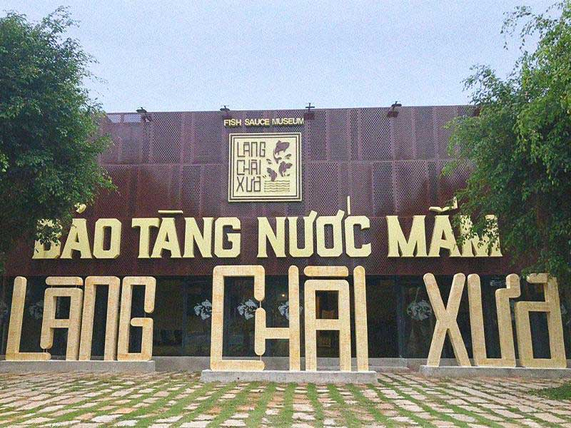 musee de nuoc mam a Phan Thiet